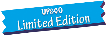 UP&GO Limited Edition
