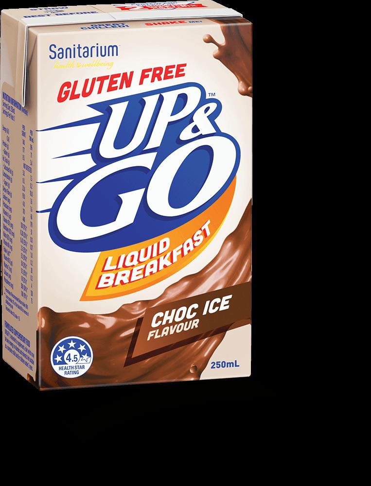 UP&GO Gluten Free
